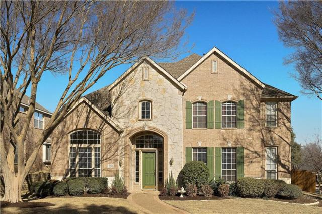 8518 Brown Stone Lane, Frisco, TX 75033 (MLS #13757726) :: The Cheney Group