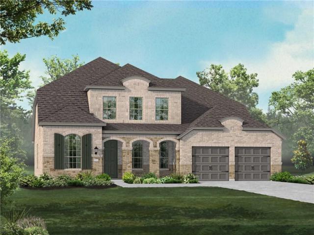 1701 Oakcrest Drive, Prosper, TX 75078 (MLS #13757742) :: Team Hodnett