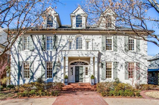 3412 Caruth Boulevard, University Park, TX 75225 (MLS #13757772) :: Robbins Real Estate Group
