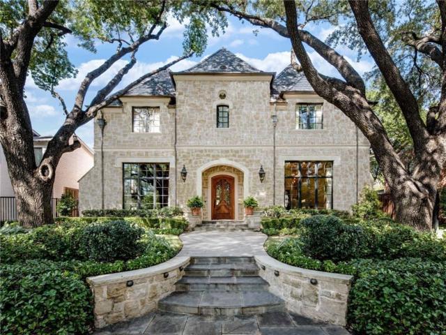 4552 Rheims Place, Highland Park, TX 75205 (MLS #13757779) :: Robbins Real Estate Group