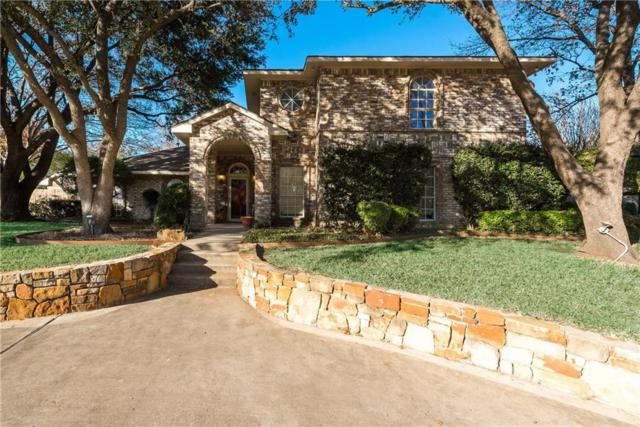 508 Briarglen Drive, Coppell, TX 75019 (MLS #13757828) :: Robbins Real Estate Group