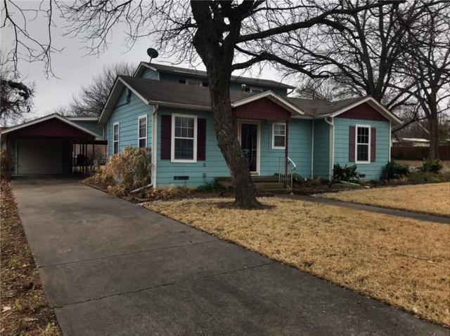 1414 W 3rd Street, Clifton, TX 76634 (MLS #13757837) :: Team Tiller