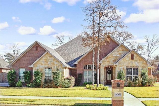 6540 Emory Court, Tyler, TX 75703 (MLS #13757849) :: Team Hodnett