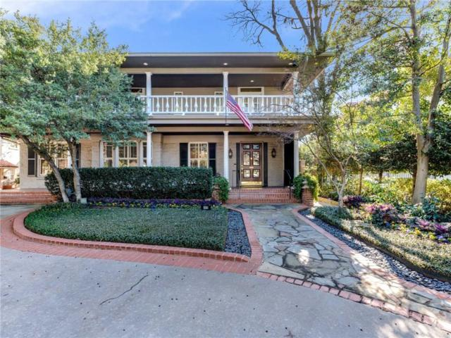 3815 Beverly Drive, Highland Park, TX 75205 (MLS #13757855) :: Robbins Real Estate Group