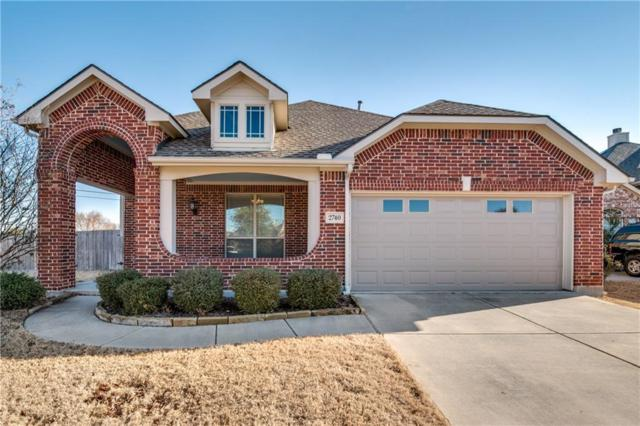 2740 Pine Trail Drive, Little Elm, TX 75068 (MLS #13757864) :: The Cheney Group