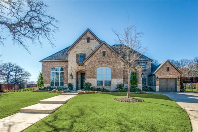 1200 Ridgeway Drive, Keller, TX 76248 (MLS #13757869) :: Frankie Arthur Real Estate