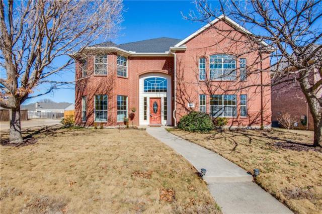 1521 Snow Trail, Lewisville, TX 75077 (MLS #13757872) :: Frankie Arthur Real Estate
