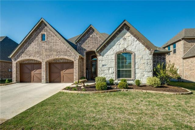 14174 Strawflowers Drive, Frisco, TX 75035 (MLS #13757896) :: RE/MAX Town & Country