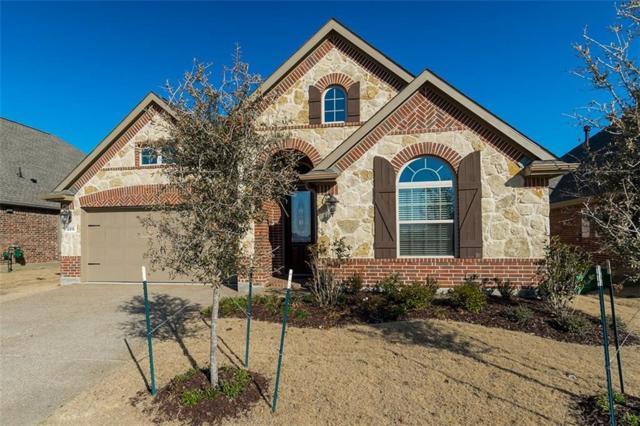 2315 Prairie Glen Street, Lewisville, TX 75056 (MLS #13757904) :: Frankie Arthur Real Estate