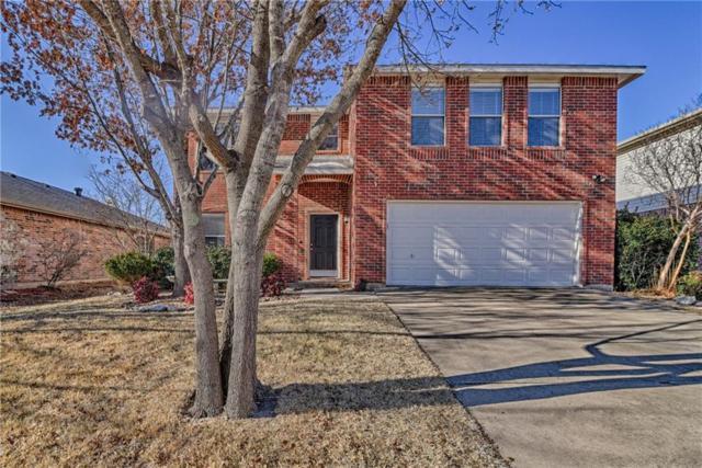 2935 Celian Drive, Grand Prairie, TX 75052 (MLS #13757914) :: The Chad Smith Team