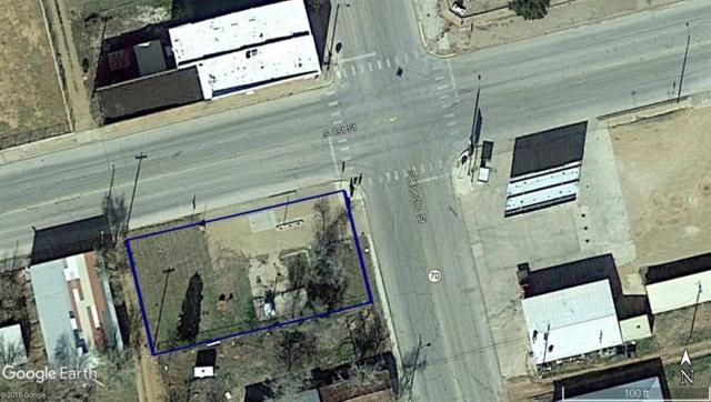 100 W South 1st Street, Roby, TX 79543 (MLS #13757937) :: The Rhodes Team