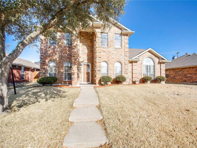 8817 Barton Creek Drive, Rowlett, TX 75089 (MLS #13758020) :: The Cheney Group