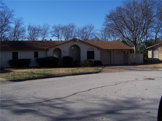 757 Meadowlark Circle, Crowley, TX 76036 (MLS #13758109) :: The Mitchell Group