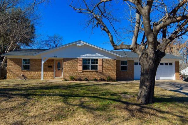 5308 Westcreek Drive, Fort Worth, TX 76133 (MLS #13758115) :: Team Hodnett