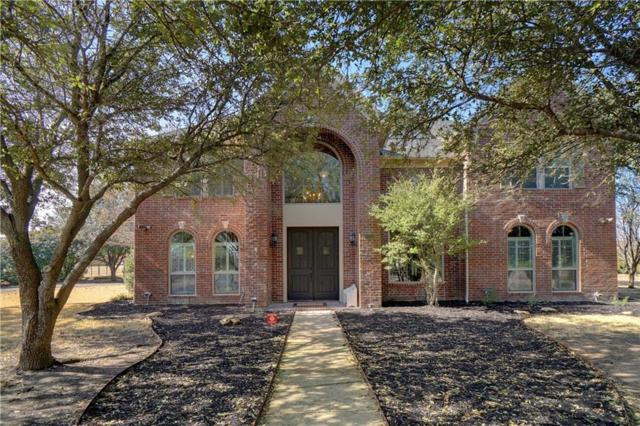 1320 E Hickory Hill Road, Argyle, TX 76226 (MLS #13758122) :: The Real Estate Station
