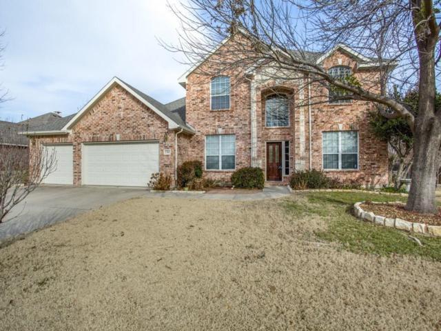 3305 Danbury Cove, Corinth, TX 76208 (MLS #13758184) :: Team Hodnett