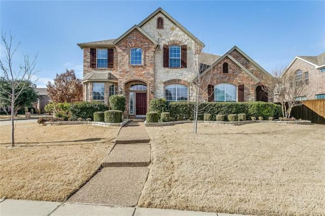 8303 Shady Shore Drive, Frisco, TX 75034 (MLS #13758195) :: Team Hodnett