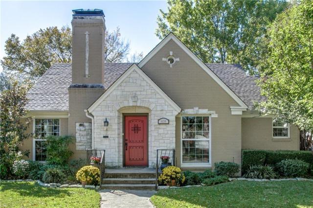 6038 Kenwood Avenue, Dallas, TX 75206 (MLS #13758228) :: Robbins Real Estate Group