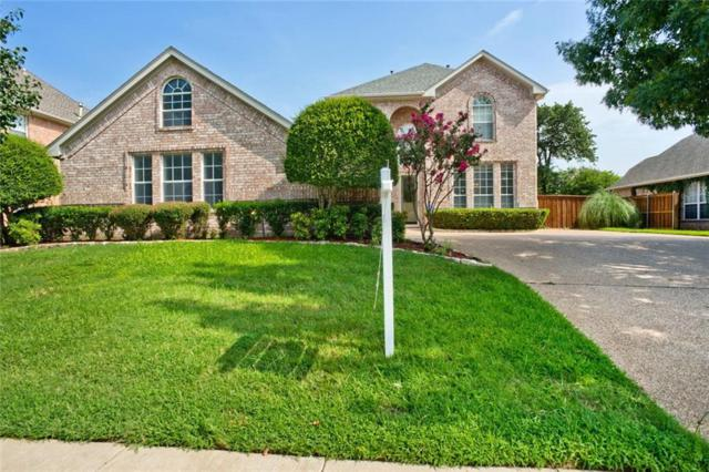 1021 Carousel Drive, Bedford, TX 76021 (MLS #13758231) :: The Chad Smith Team