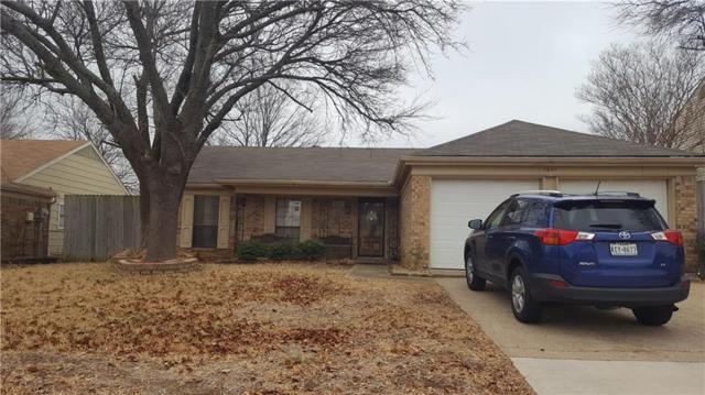 1641 Homestead Street, Flower Mound, TX 75028 (MLS #13758251) :: The Holman Group