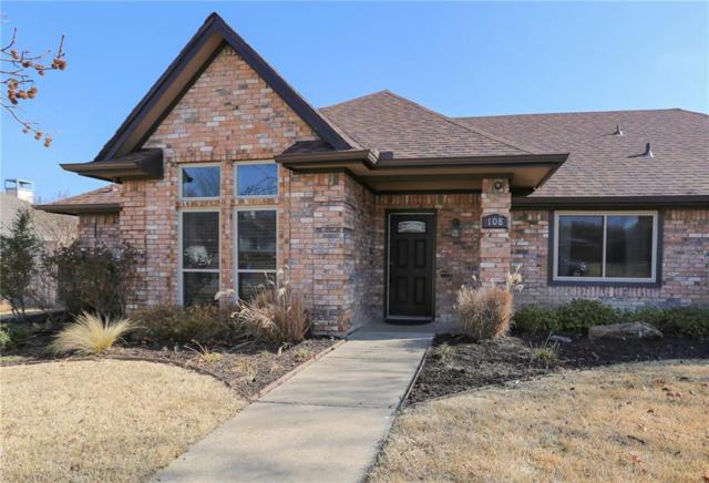 108 Liberty Drive, Wylie, TX 75098 (MLS #13758259) :: RE/MAX Town & Country