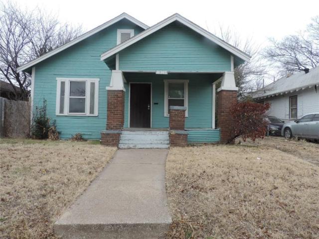 1309 E Richmond Avenue, Fort Worth, TX 76104 (MLS #13758264) :: Team Hodnett