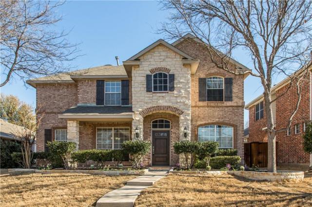 9418 Wichita Trail, Frisco, TX 75033 (MLS #13758285) :: Frankie Arthur Real Estate