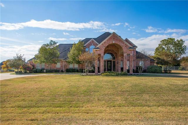 205 Lake Trail Drive, Double Oak, TX 75077 (MLS #13758330) :: North Texas Team | RE/MAX Advantage