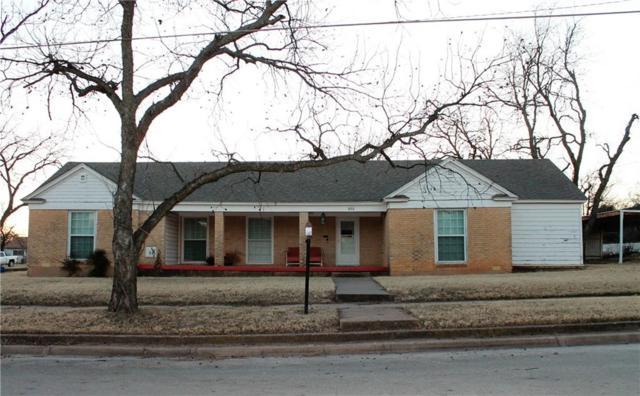 806 Avenue H, Cisco, TX 76437 (MLS #13758350) :: Team Hodnett