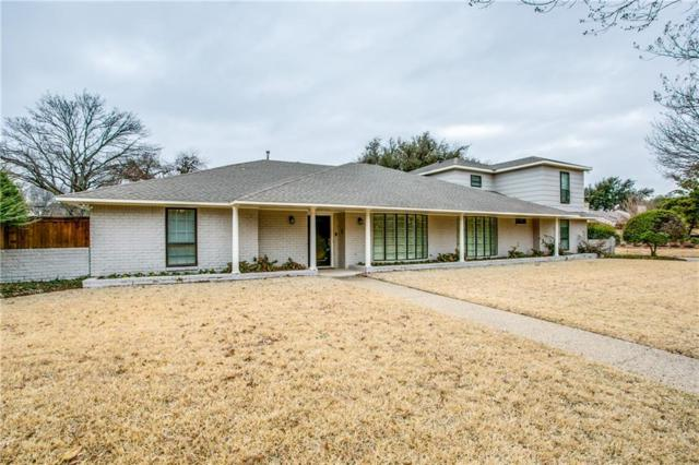 4408 Mill Run Road, Dallas, TX 75244 (MLS #13758400) :: Team Hodnett