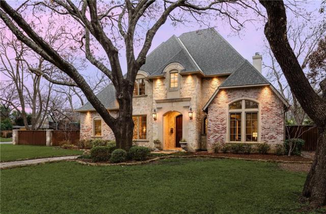 11007 Tibbs Street, Dallas, TX 75230 (MLS #13758450) :: Robbins Real Estate Group