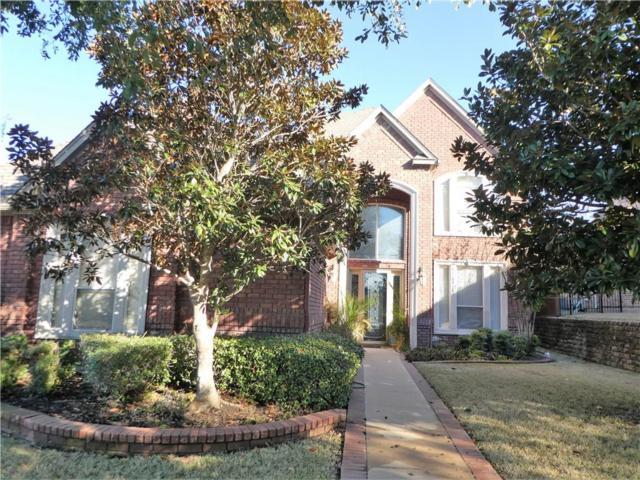 3421 Vista Lake Circle, Mansfield, TX 76063 (MLS #13758568) :: The Holman Group