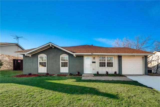 425 Starling Drive, Mesquite, TX 75149 (MLS #13758595) :: Robinson Clay