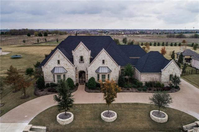 2240 Willow Bend Drive, Prosper, TX 75078 (MLS #13758634) :: The Cheney Group