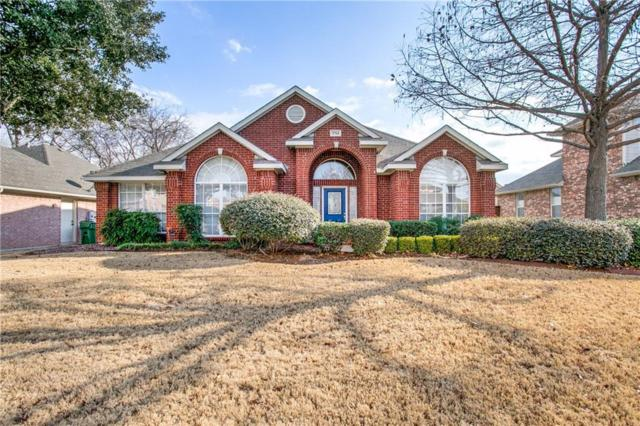 1714 Brittany Lane, Mansfield, TX 76063 (MLS #13758658) :: The Holman Group
