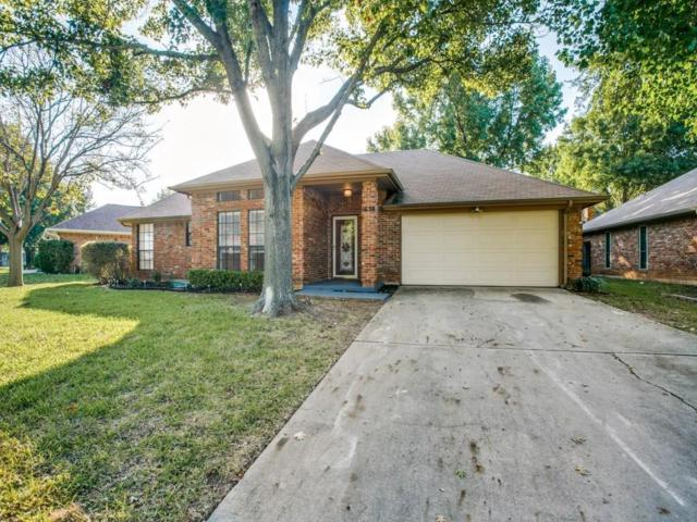1658 Hyland Greens Drive, Grapevine, TX 76051 (MLS #13758664) :: The Rhodes Team