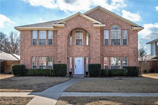 16 Monroe Court, Allen, TX 75002 (MLS #13758696) :: RE/MAX Town & Country
