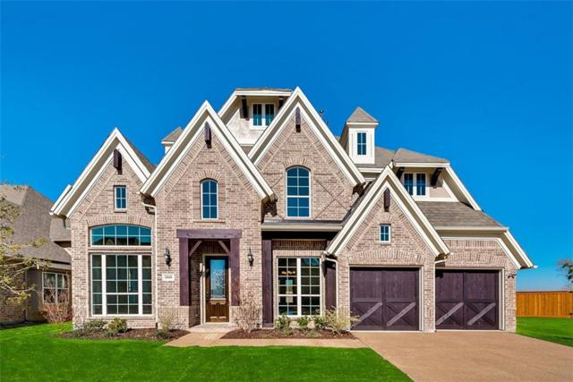 2840 Vienta Court, Grand Prairie, TX 75054 (MLS #13758706) :: The Holman Group