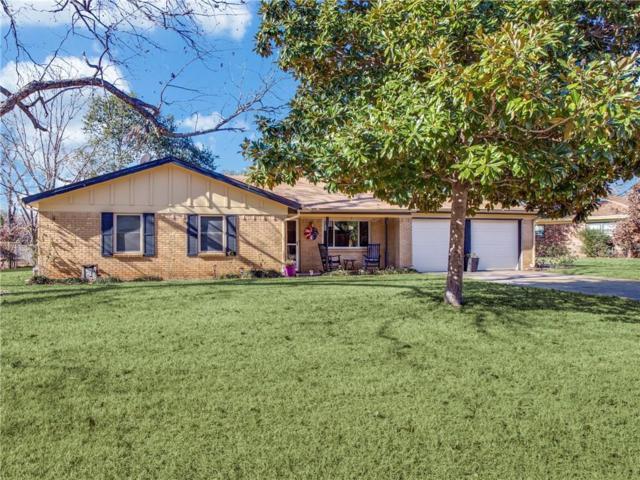221 Belmont Street, Hurst, TX 76053 (MLS #13758733) :: The Chad Smith Team