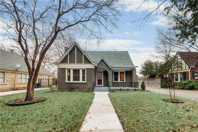 2139 Stanley Avenue, Fort Worth, TX 76110 (MLS #13758766) :: Team Hodnett
