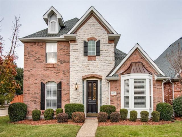 6929 Aspen Creek Lane, Dallas, TX 75252 (MLS #13758777) :: Robbins Real Estate Group