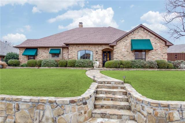 736 Meadowlark Lane, Coppell, TX 75019 (MLS #13758806) :: Ebby Halliday Realtors