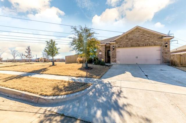 404 Riverbed Drive, Crowley, TX 76036 (MLS #13758888) :: The Mitchell Group