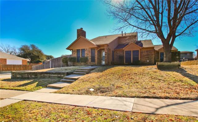 320 Creekmeadow Lane, Lewisville, TX 75067 (MLS #13758973) :: Frankie Arthur Real Estate