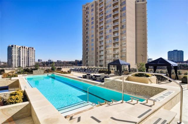 3225 Turtle Creek Boulevard #620, Dallas, TX 75219 (MLS #13759013) :: Kindle Realty