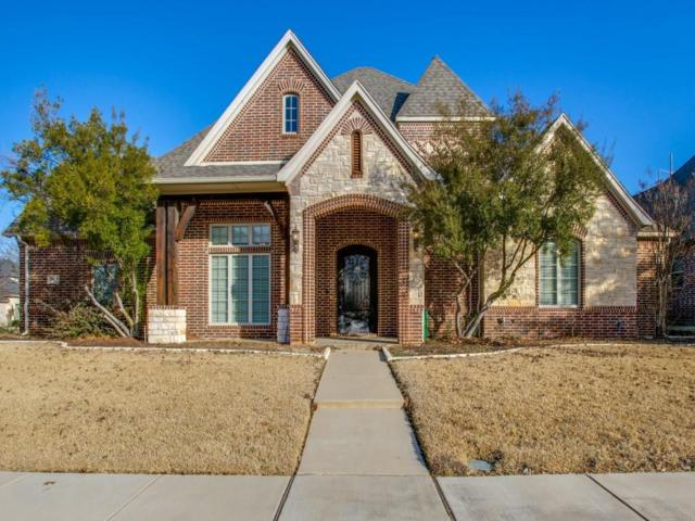 2608 Woodson Circle, Bedford, TX 76021 (MLS #13759022) :: The Chad Smith Team