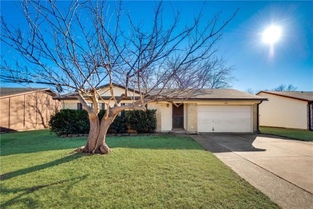 1502 Palisades Drive, Lewisville, TX 75067 (MLS #13759059) :: Frankie Arthur Real Estate