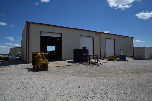 300 E Industrial Boulevard, Graham, TX 76450 (MLS #13759081) :: Team Hodnett