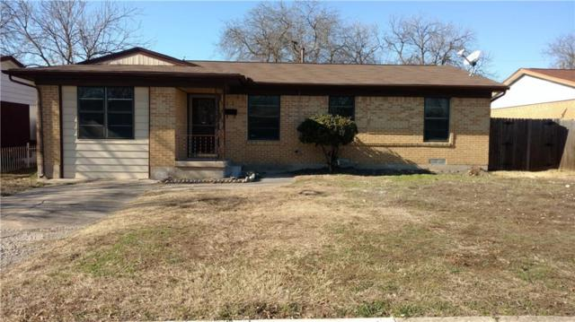 1421 Belmont Street, Mesquite, TX 75149 (MLS #13759092) :: Robinson Clay