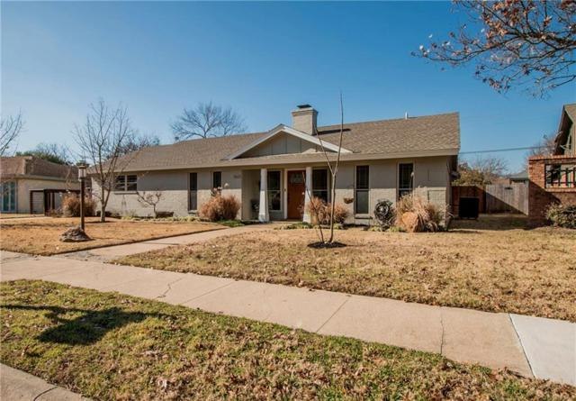 3621 Shady Brook Drive, Bedford, TX 76021 (MLS #13759112) :: The Chad Smith Team